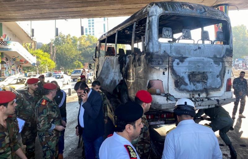 Đánh bom xe ở Syria , ít nhất 13 người thiệt mạng
