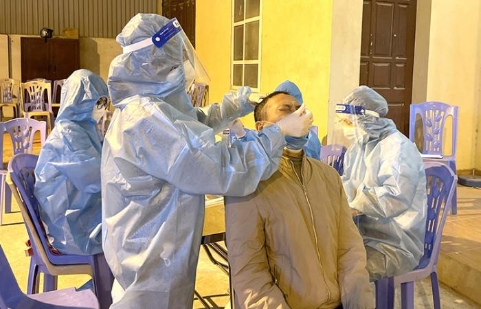 Phú Thọ thêm 15 người mắc COVID-19, 9 ca cộng đồng