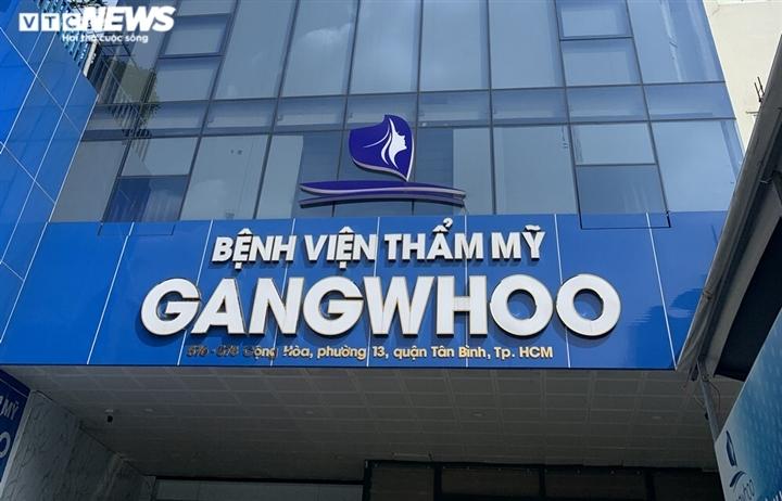 Vụ tử vong do hút mỡ bụng: Tạm ngưng hoạt động Bệnh viện thẩm mỹ Gangwhoo