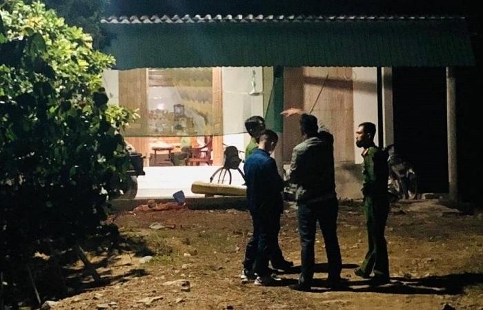 Hà Tĩnh: Bé trai 8 tuổi gục bên vũng máu với nhiều vết thương