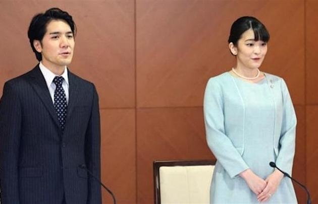 Công chúa Nhật Bản kết hôn, từ bỏ cuộc sống hoàng gia