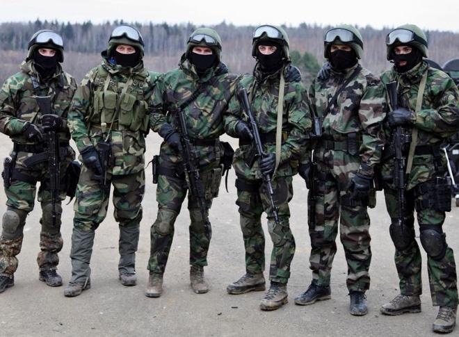 Đặc nhiệm Nga - Nhân tố bí ẩn âm thầm thay đổi cục diện chiến trường tại Syria