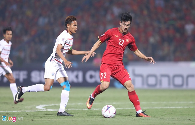 aff cup 2018 tuyen viet nam phai tan dung the he vang nay de huong toi world cup