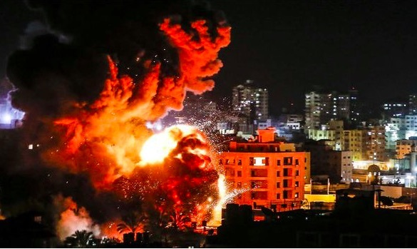 israel oanh tac gaza du doi