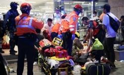 Đâm dao ở Hong Kong, nhiều người bị thương