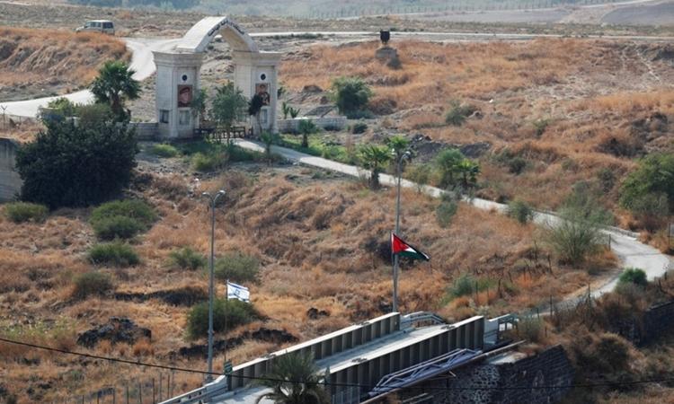 jordan thu hoi dat cho israel thue