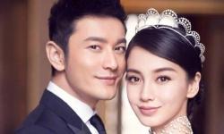Angelababy, Huỳnh Hiểu Minh đáp trả tin đồn ly dị