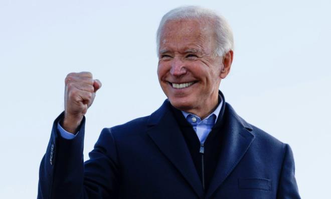 Ông Biden đắc cử Tổng thống Mỹ - 1