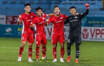 V.League 2020 nhìn lại: Viettel đăng quang xứng đáng, Hà Nội FC vẫn đáng khen