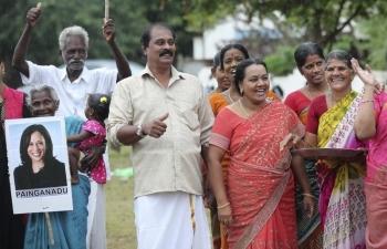Kamala Harris đắc cử Phó Tổng thống Mỹ: Niềm tự hào Ấn Độ và đệ nhị phu quân đầu tiên