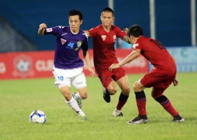 HLV Trương Việt Hoàng vô địch V-League: Sau cay đắng là tột đỉnh vinh quang - 1