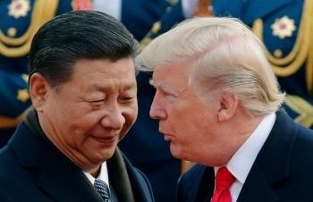 Trump có thể tăng áp lực với Trung Quốc trước khi rời Nhà Trắng