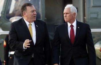 Bầu cử Mỹ: Những cánh tay đắc lực hậu thuẫn ông Trump