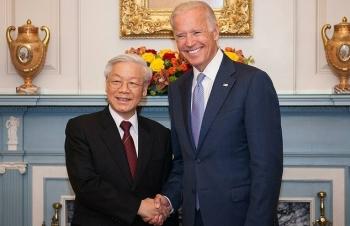 Chuyên gia: Biden sẽ tiếp tục coi Việt Nam là