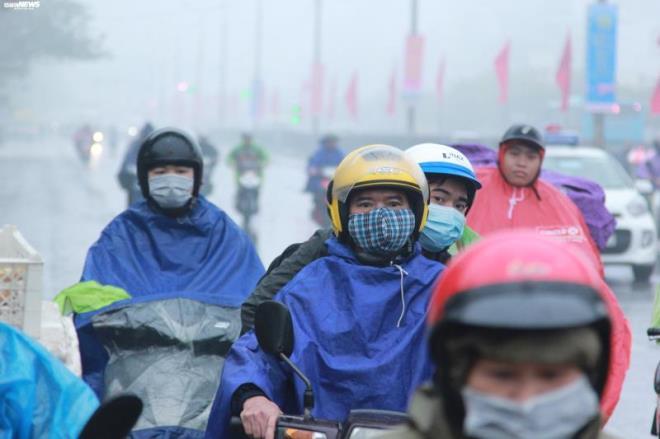 Không khí lạnh gây mưa rét cho Bắc và Trung Bộ, có nơi dưới 12 độ C - 1