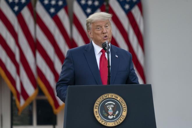Trump lên kế hoạch, quyết mạnh tay với Trung Quốc trước khi hết nhiệm kỳ - 1