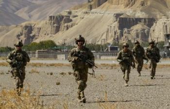 trump co the rut quan o afghanistan truoc khi het nhiem ky