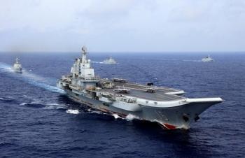 Trung Quốc tập trận ở vịnh Bắc Bộ, đáp trả nhóm Bộ Tứ