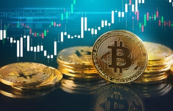 Giá Bitcoin tăng vọt, cao nhất từ năm 2017