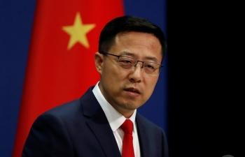 Trung Quốc nói sẽ đáp trả việc đô đốc Mỹ thăm Đài Loan