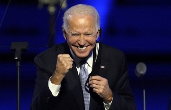 Phiếu bầu cho Biden đạt kỷ lục mới hơn 80 triệu