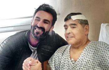 Ngày cuối của Maradona
