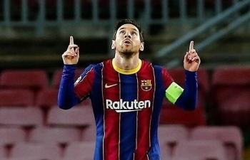 Đề xuất đổi tên sân Camp Nou thành Messi
