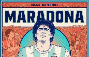 blv quang huy maradona gop phan truyen cam hung yeu bong da den viet nam