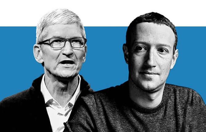 tai sao facebook va apple khong ua nhau