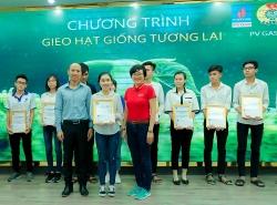 """KCM trao tặng học bổng cho sinh viên trong chương trình """"Gieo hạt giống tương lai năm 2019"""""""