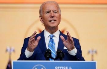 Biden công bố nhóm phụ trách lễ nhậm chức