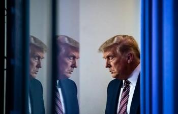 Những ngày cuối của Trump ở Nhà Trắng
