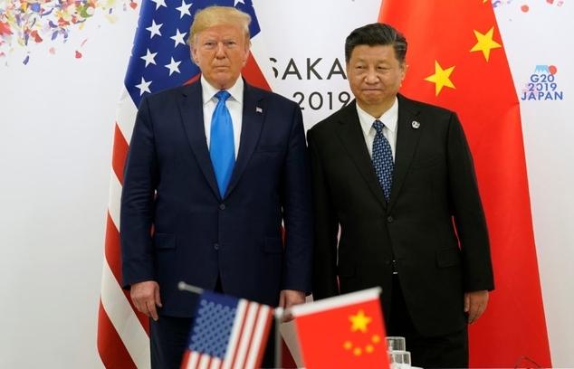 """""""Chiến tranh Lạnh mới"""" phủ bóng quan hệ Mỹ - Trung năm 2020"""