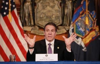 Thống đốc New York cảnh báo biến thể SARS-Cov-2 ở Anh đang