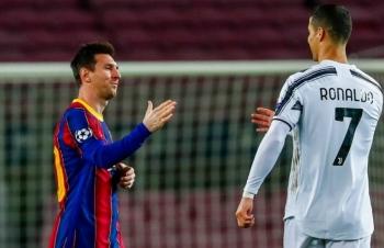 """Messi: """"Trong bóng đá, tôi ngưỡng mộ Ronaldo"""""""