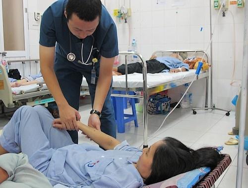 Vì sao Hà Nội không công bố dịch sốt xuất huyết