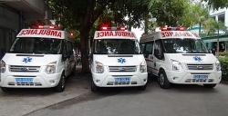 Cấp cứu vệ tinh phủ khắp 5 huyện ngoại thành Sài Gòn