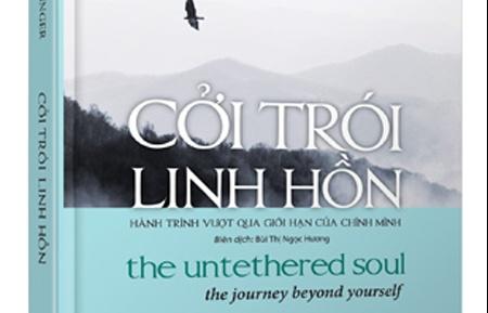 'Cởi trói linh hồn' - sách yêu thích của Oprah Winfrey