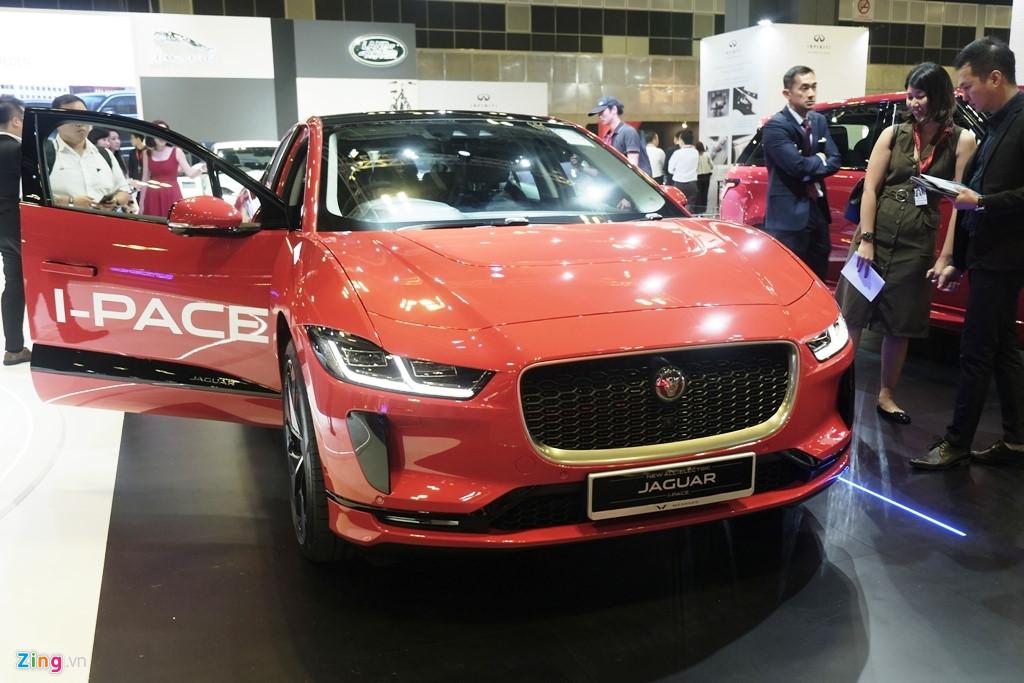 singapore motorshow 2019 su troi day cua xe dien