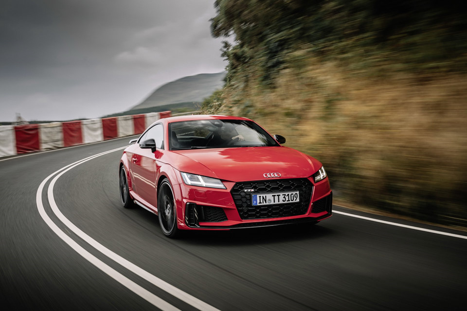 audi tts 2019 co them phien ban dac biet competition