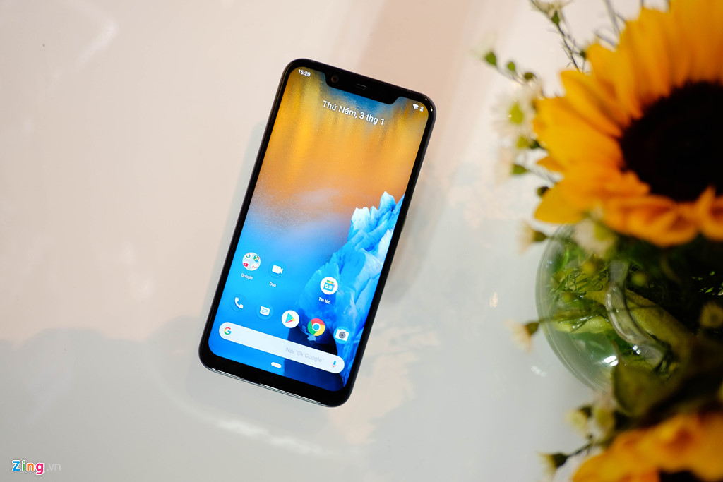 danh gia nokia 81 smartphone tam trung dau tien chay android 90