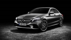 mercedes benz c class 2019 voi dong co moi sap ve viet nam