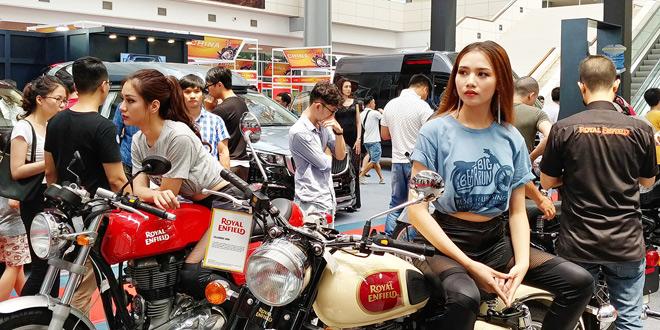 vietnam autoexpo 2019 dien ra vao thang 6 nhieu xe no khung trinh dien