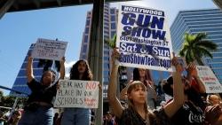 Người sống sót vụ xả súng trường học giận dữ với Trump