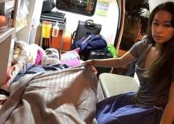 Việt kiều bị tạt axit, cắt gân chân: Bạn bè ở Canada nói về nạn nhân