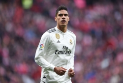 mu mung ra mat varane doi roi real madrid