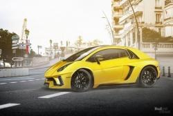 Sẽ như thế nào khi Rolls-Royce và Lamborghini biến thành xe đô thị cỡ nhỏ?