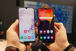 Cặp Galaxy A50 và A30 tầm trung đang hot hơn bao giờ hết