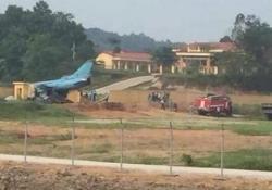 Su-22 gặp sự cố: Bộ Quốc phòng lên tiếng