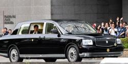 my thue limousine tu cong ty tang le de phuc vu trump cong du